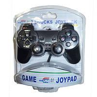 Джойстик проводной USB-706 с вибрацией, usb джойстик геймпад для компьютера