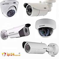 HD-TVI (Turbo hd) видеокамеры