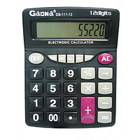 Калькулятор Gaona DS-111 (8-151)