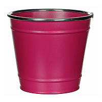 Горшок для цветов 13 см, розовый