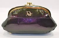 Косметичка женская кожаная Dior 916 хамелеон, расцветки в наличии