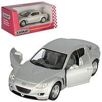 Коллекционная металлическая машина KINSMART MAZDA RX-8