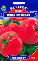 Семена Кустовой томат Ляна Розовый (0,2 г) GL SEEDS
