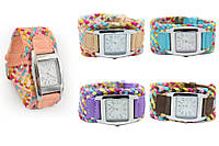 Часы женские наручные кварцевые  Fashion Lady Cord