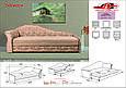 Диван-кровать Габриэлла, фото 3