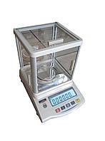 Весы лабораторные 3-го класса точности JD-220-3 до 220 грамм