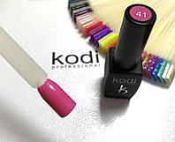 Гель лак kodi professional № 41 (классический розовый, с перламутром) 8 мл., фото 1