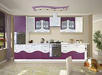Кухонный гарнитур Вита, возможность сборки стенки поэлементно