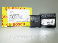 Датчик давления наддува на Рено Мастер II 00-> 1.9dCi+2.2dCi+2.5dCi(99лс,114лс,115лс) Bosch - 0281002573