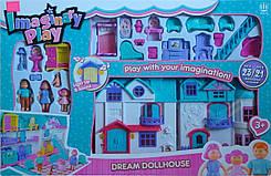 Кукольный домик Imaginary Play большой 1205AB