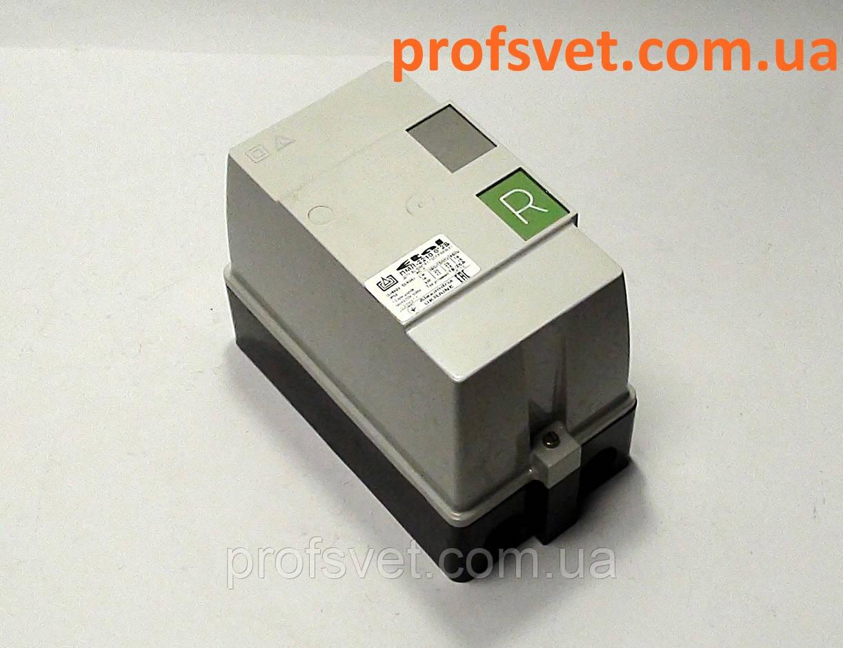 Пускатель ПМЛ-2210 25А корпус IP-54 кнопка реле