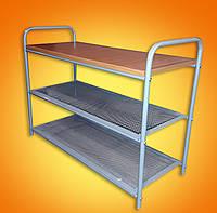Полка-скамейка для обуви, верх ламинат