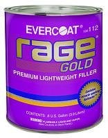101112 Rage Gold Шпаклевка наполняющая мелкозернистая 3л