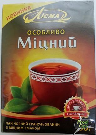 Чай Лісма Особливо Міцний 90 г  , фото 2