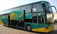 Лобовое стекло для автобусов Renault FR 1, Noge нижнее
