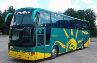 Лобовое стекло для автобусов Renault FR 1, Noge верхнее