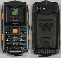 Телефон Land Rover S55 – 2 SIM, 20 000 mAh + USB-лампа!