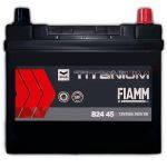 Аккумулятор автомобильный Fiamm Titanium black ASIA JP 6-CT 45Aз360R