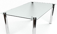 "Стеклянный стол ""Кристалл"""