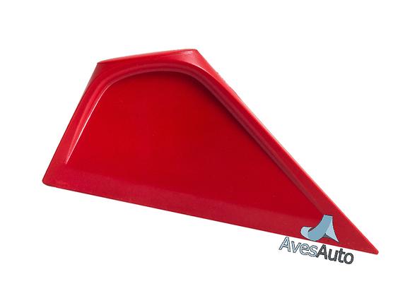 Выгонка GT 044 Little Foot красная треугольная , фото 2