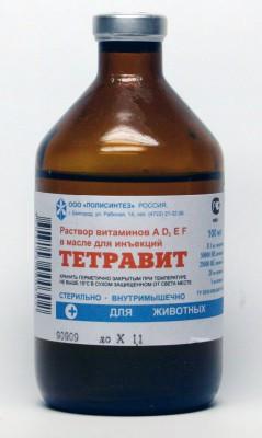 Тетравіт 100мл