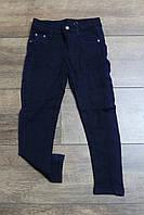 Стрейчевые брюки для девочек 4- 10 лет