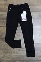 Стрейчевые брюки для девочек 4 и 6 лет