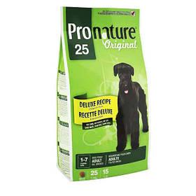 Pronature Original ДЕЛЮКС сухой корм для взрослых собак всех пород, 7,5 кг