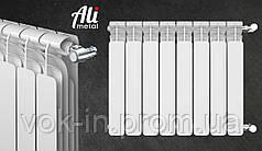 Радіатор біметалічний Sira ALICE Bimetal 500