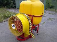 Польский садовый вентиляторный опрыскиватель Wirax 400 л