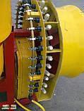 Польский садовый вентиляторный опрыскиватель Wirax 400 л, фото 4