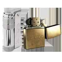 Бензинові запальнички zippo, imco та аксесуари