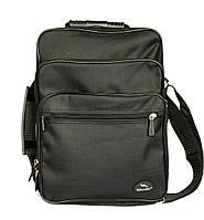 Мужская большая качественная сумка 2в1 (2281)