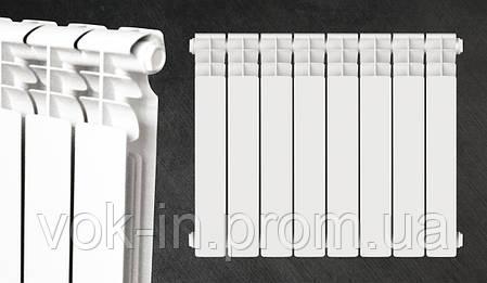 Радиатор биметаллический Sira ALICE Bimetal 500, фото 2