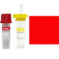Микропробирка для капиллярной крови, с капилляром без наполнителя, цвет крышки красный, 0.2 мл;0.5 мл;1.0 мл