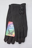 Молодежные перчатки на зиму с бантикамы