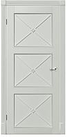 Ваши двери Рим-Венециано ПГ белая эмаль