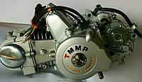 Двигатель Альфа 125 см3 алюминиевый цилиндр механика TMMP Racing, фото 1