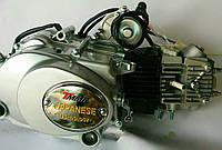 Двигатель Альфа, Дельта 125куб механическое сцепление , фото 1