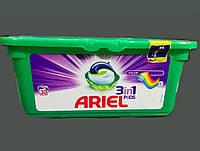 Ariel Pods Color — Капсулы Для Стирки Цветного 3 В 1, 30 Штук