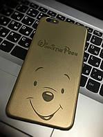 Пластиковый чехол ультратонкий Винни Пух iPhone 6SPlus/6Plus