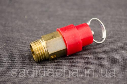 Клапан контрольный,предохранительный свисток для компрессора