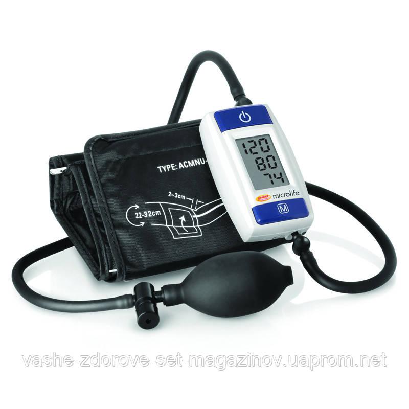 Полуавтоматический тонометр Microlife BP A 50 - Интернет-магазин медтехники и товаров для здоровья в Киеве