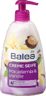 Рідке мило Balea Flüssigseife Macadamia & Vanille, 500 ml