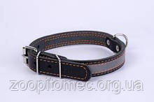 Нашийник з світловідбиваючої стрічкою шир.25 мм, довжина 38-50 см collar
