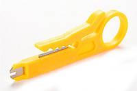 Инструмент для зачистки и заделки витой пары Simple (Ethernet)