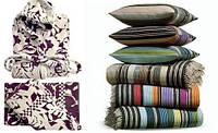 Текстиль: неотъемлемая часть домашнего интерьера.