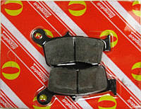 Колодки тормозные передние YABEN  тип 2