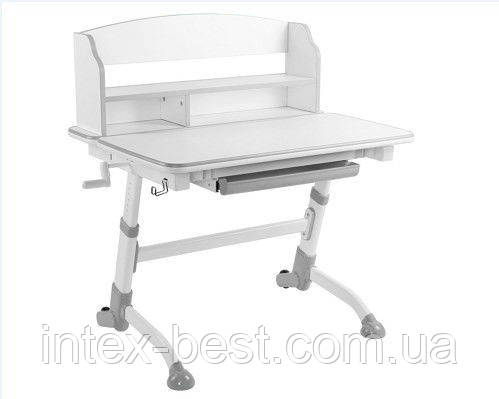 Детский стол-трансформер FunDesk Volare II Grey