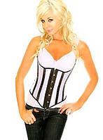 Женский классический моделирующий корсет под грудь, разные размеры и цвета.